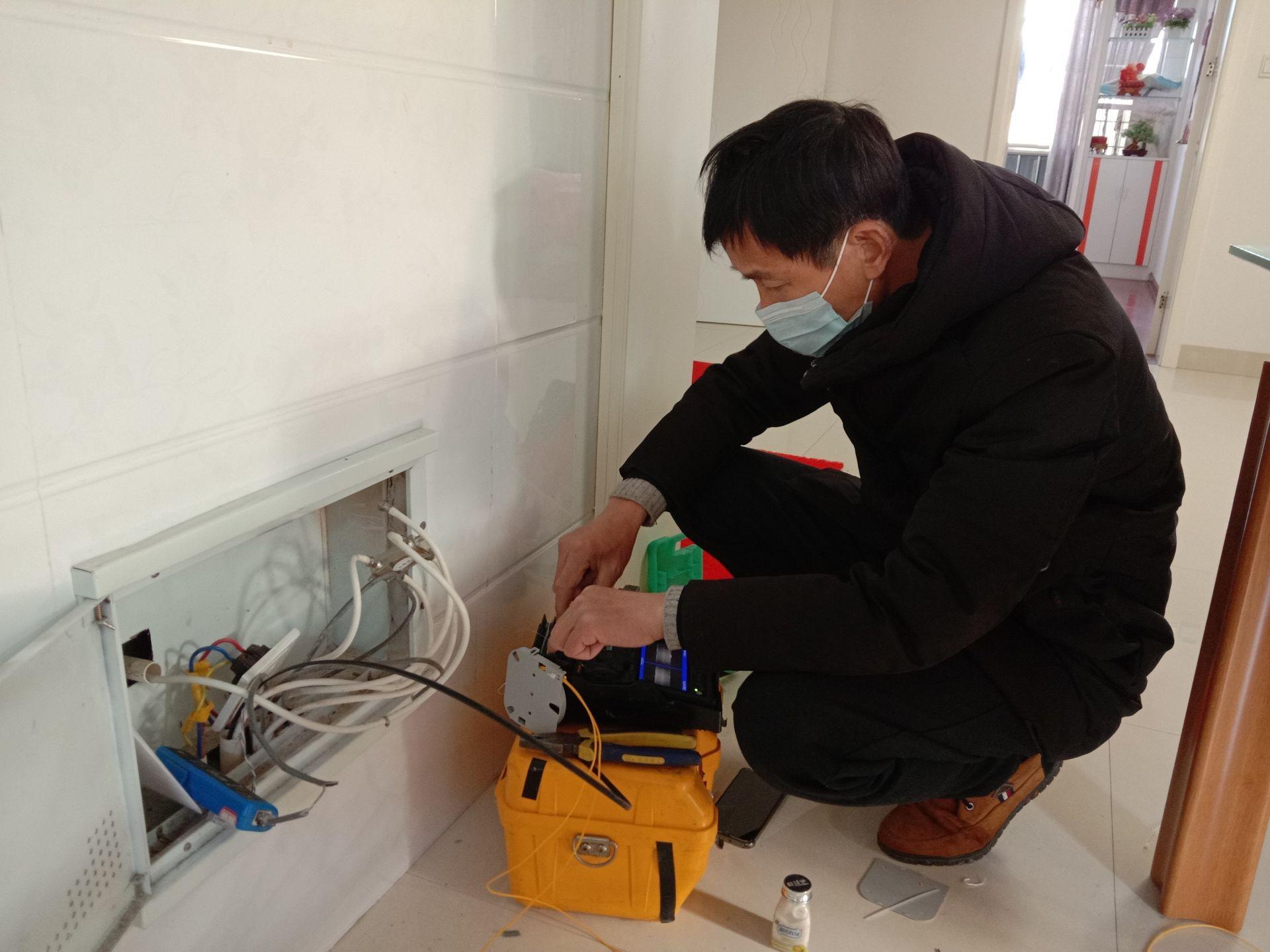 江苏有线建湖分公司:优质服务保障用户