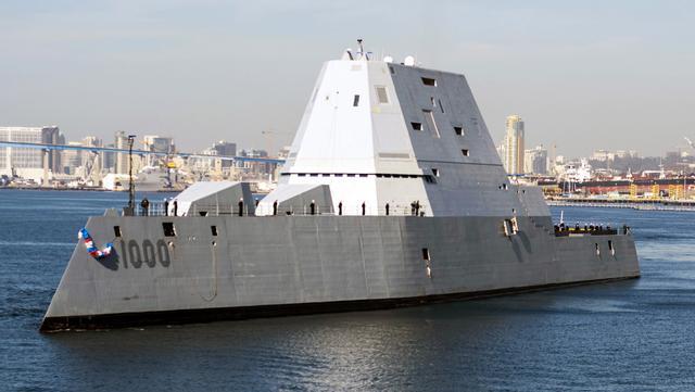 造价堪比航母的战舰成鸡肋,美国重启研发新舰,满载近20000吨
