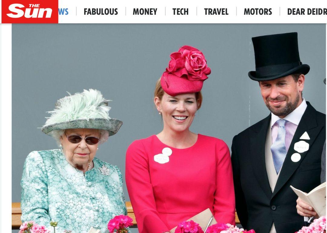 英国女王外孙、外甥先后宣布离婚,王室婚姻也有难言苦衷图片
