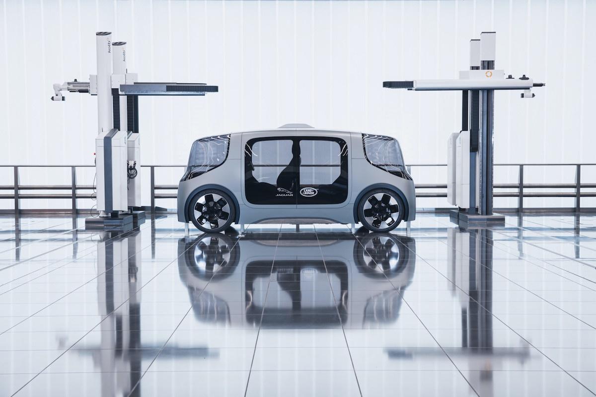 捷豹路虎推出电动自动驾驶运载概念车,计划 2021 年试点
