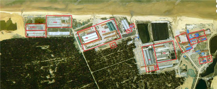 烟台高新区:巧用卫星遥感图确保海滨养殖户排查无一遗漏