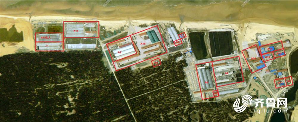 烟台高新区:巧用卫星遥感图 确保海滨养殖户排查无一遗漏
