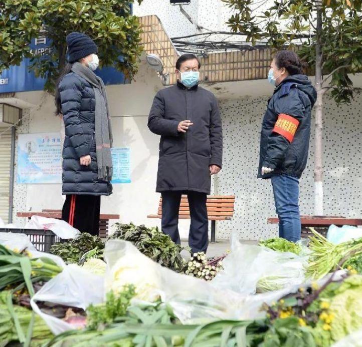 武汉市委书记王忠林的7天图片
