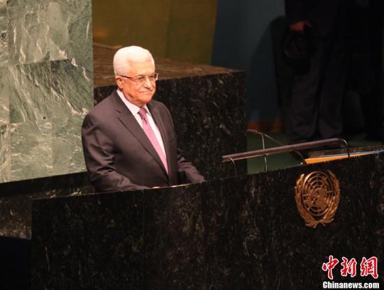 """巴方断绝与美以关系 美国""""世纪协议""""难迎中东和平"""