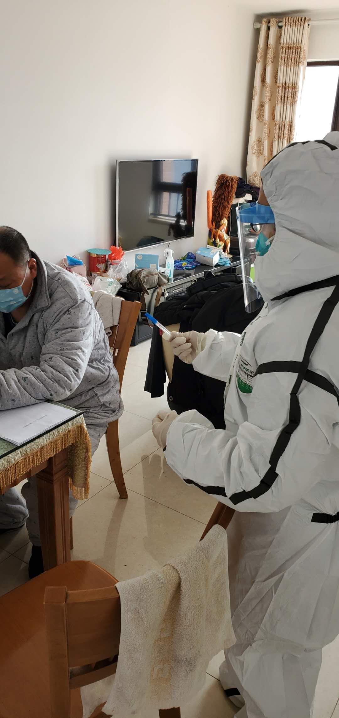 被治愈的武汉新冠肺炎护士:写