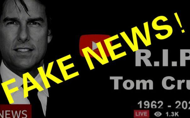 新京报:炮制汤姆克鲁斯死亡谣言的人是怎么想的?