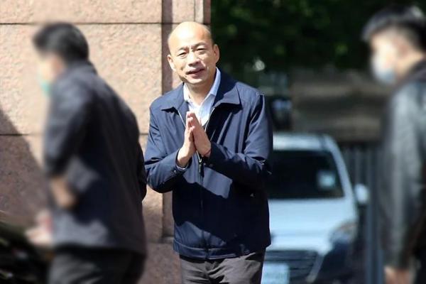 有力后盾 郝、江表态助韩国瑜度过危机