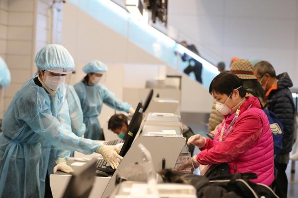 """日韩告急:病毒""""超出防疫网"""",中国与多国协同应对图片"""
