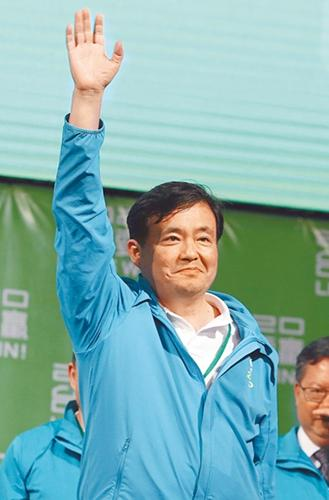 台媒:民进党前秘书长或接任海基会副董事长兼秘书长