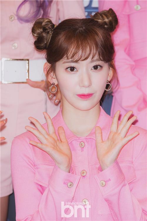 [bnt PHOTO]《MCD》20日彩排录影 IZ*ONE粉色造型出席