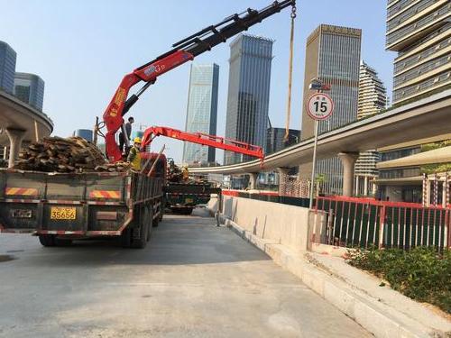 深化粤港澳合作的重点工程——横琴口岸及综合交通枢纽项目正式复工