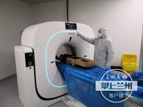 【战疫快报】甘肃省计量研究院免费检校医用设备