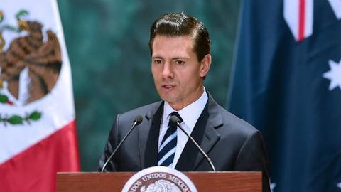 墨西哥前总统培尼亚被调查 或卷入国有公司腐败案