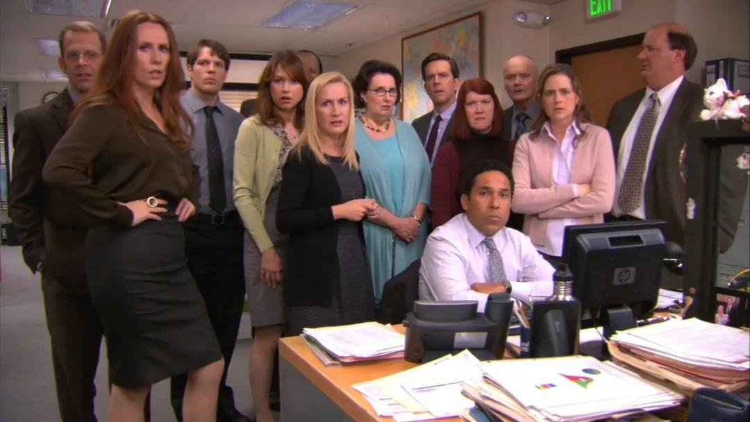 电视剧《办公室》(The Office Season)第9季(2012)剧照。
