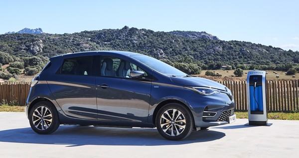 雷诺Zoe电动汽车销量猛增 上月欧洲销量升至1万辆