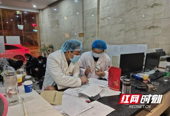 郴州桂东县:抗击疫情一线的健康卫士