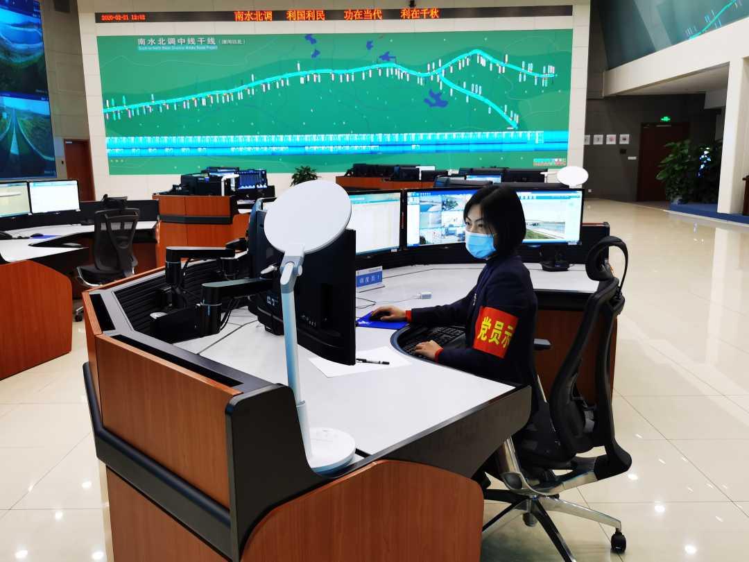南水北调中线:信息化为工程安全供水保驾护航