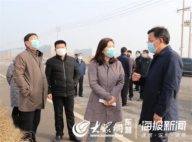 张晓彬到利华益利津炼化有限公司调研