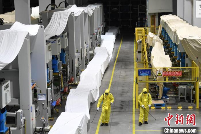 杭州发布复工复产企业疫情应急处置预案