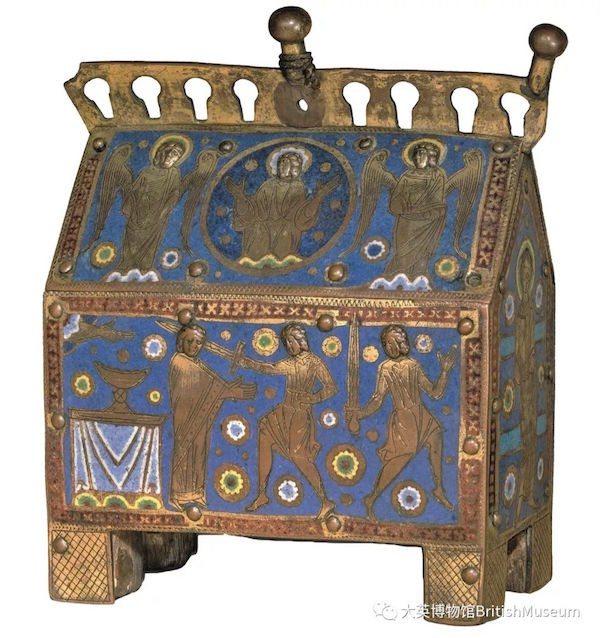 """大英博物馆将展""""托马斯·贝克特"""",讲述震惊中世纪的谋杀案"""