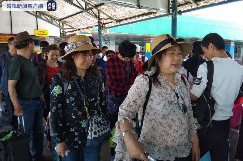 印尼廖省特别批准58名滞留中国公民延期签证一个月