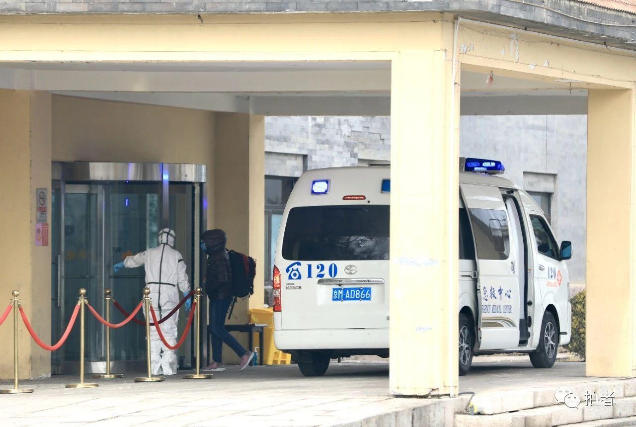 北京隔离点入住者:除了不能出门,和住酒店没什么区别图片