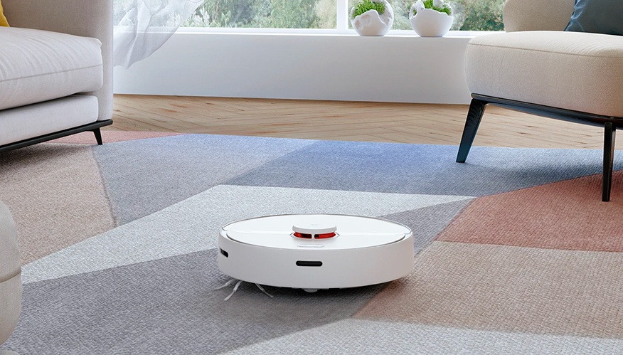 米家扫地机器人制造商石头科技在科创板上市