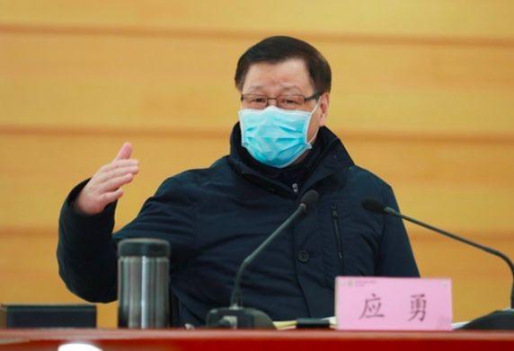 湖北省委书记应勇请来8个人,讲了啥?图片