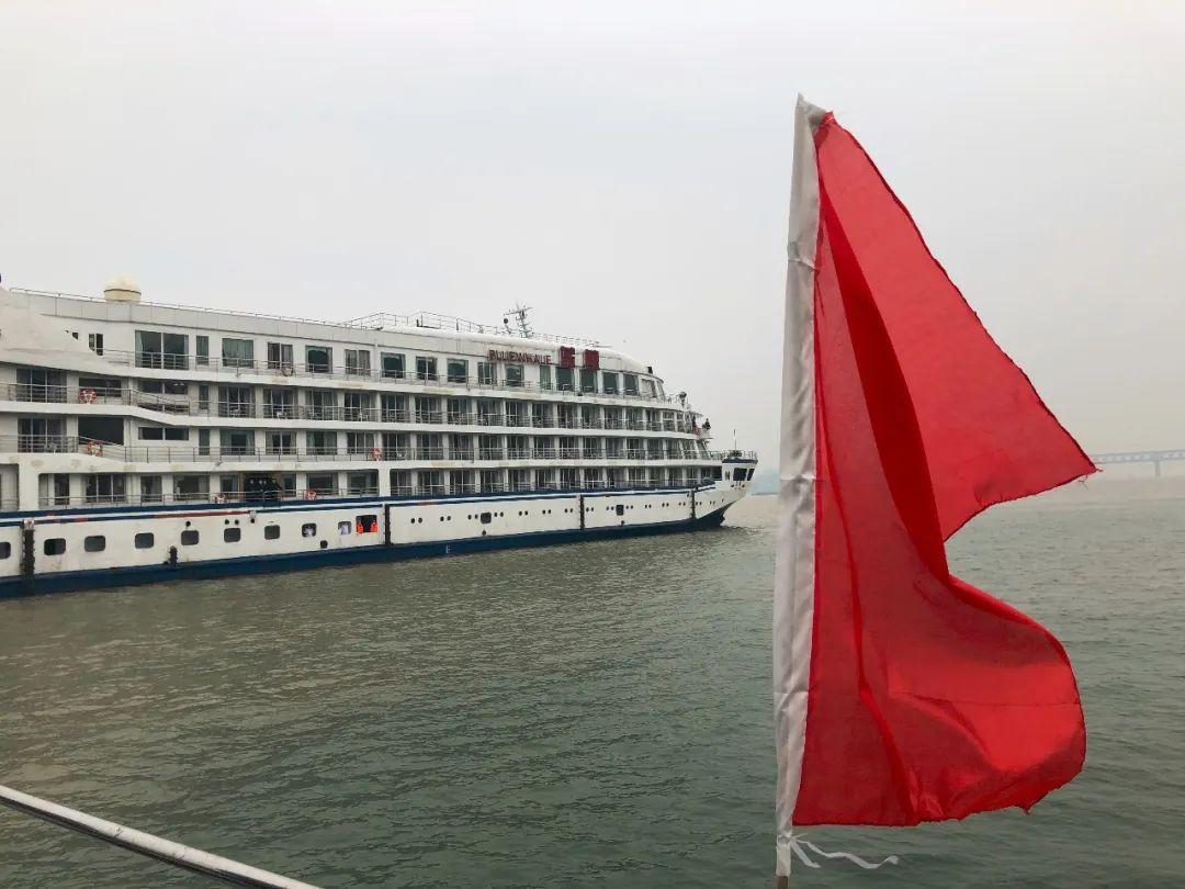 """7艘游轮驰援武汉,给战""""疫""""人员住宿的水上酒店什么样?图片"""