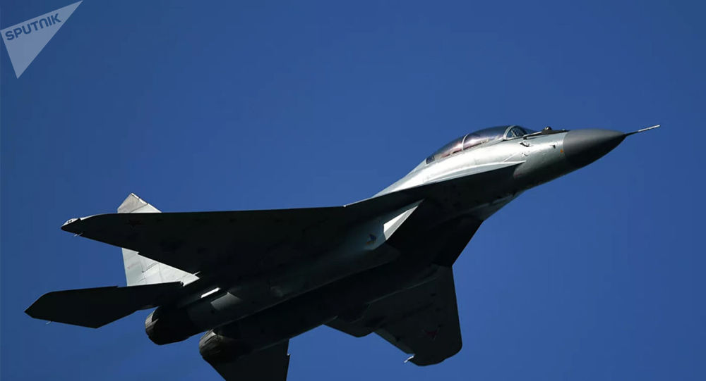 俄米格35战机又获新技能:能够无人驾驶自动降落