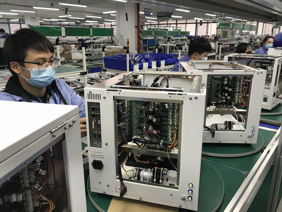 桂林高新七星区企业复工复产