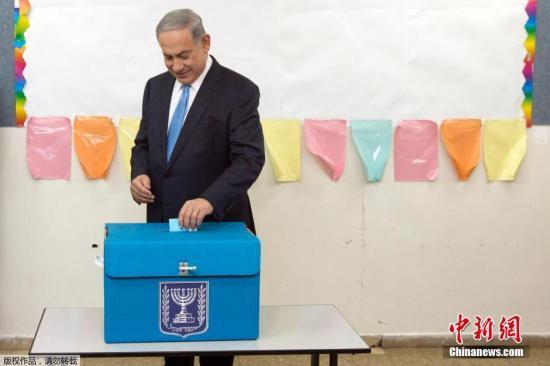 以色列将迎不到一年内第3次大选 民调显示选情仍混沌
