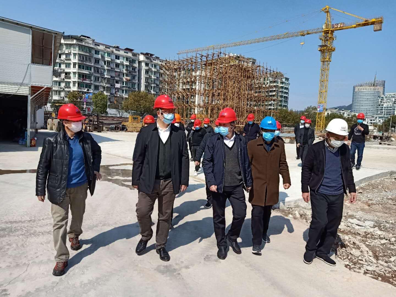 省建设厅党组成员朱永斌赴衢州、