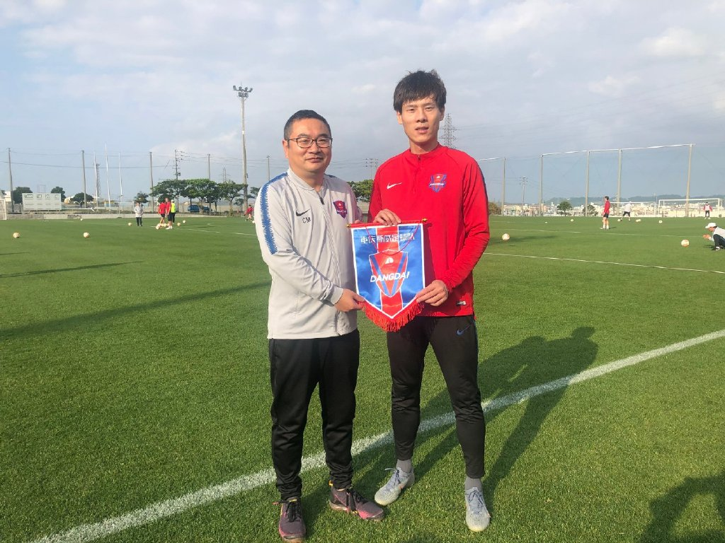 国安边后卫租借加盟重庆,上赛季中超仅出场3次图片