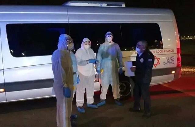 韩国赴以色列旅游团9人确诊!同机的以驻华大使被隔离