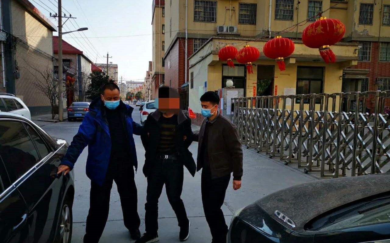 恒行:制售恒行假口罩被河南警方通缉一人已被图片