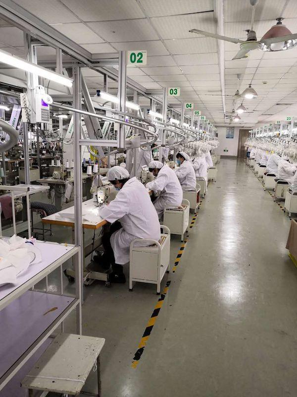 可煮可洗可反复消毒 上海企业开发出可循环民用口罩图片