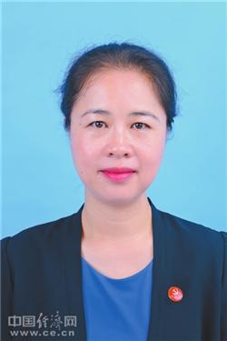 钟畅姿任梧州市委副书记、市政府党组书记(图|简历)