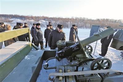 俄海军战役集训别具新意