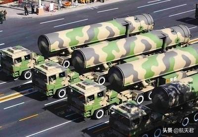 东风31泄密教训再演!杀手锏导弹刚试射,图纸却已在美国手中
