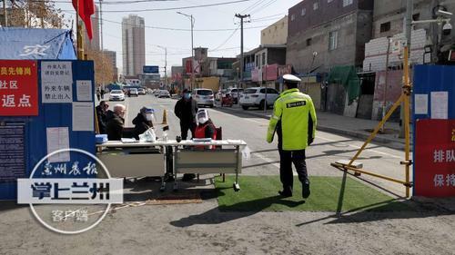 【战疫快报】安宁交警大队积极开展复工复产道路交通安全保障工作
