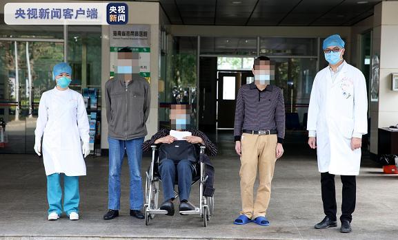海南新增10例出院患者 其中2例为危重症患者图片