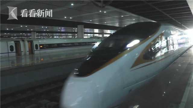 [恒行]首列返宁务工人员专列抵达南京南恒行站图片