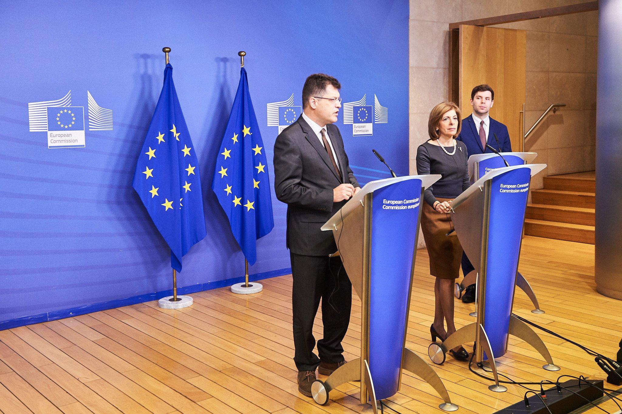 △图片:新闻发布会 来源:欧盟委员会