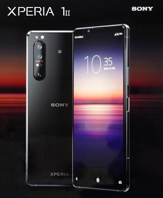 首款4K屏+865旗舰 索尼Xperia 1 Ⅱ泄露
