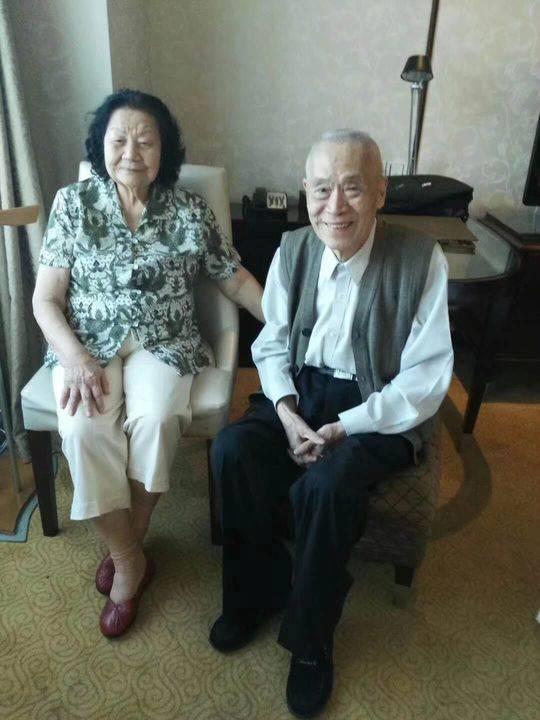 98岁天文学泰斗患新冠肺炎病危 孙女发文急寻血浆图片