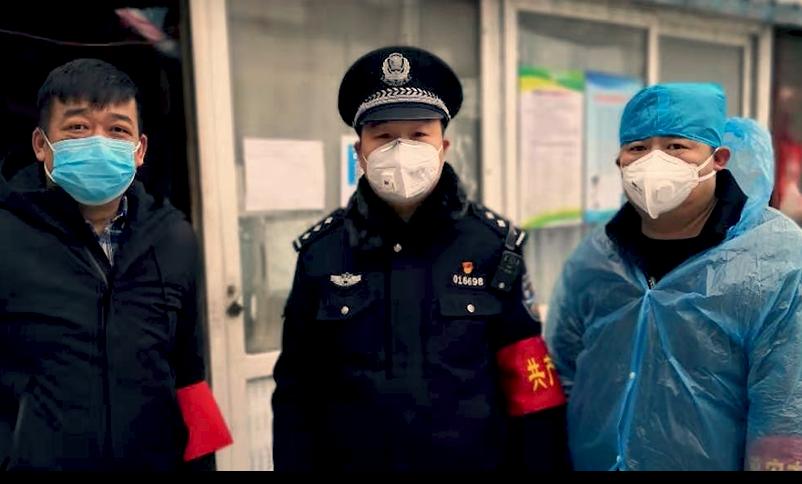 郑州抗疫一线民警脑出血离世,家属按其遗愿将器官捐赠图片