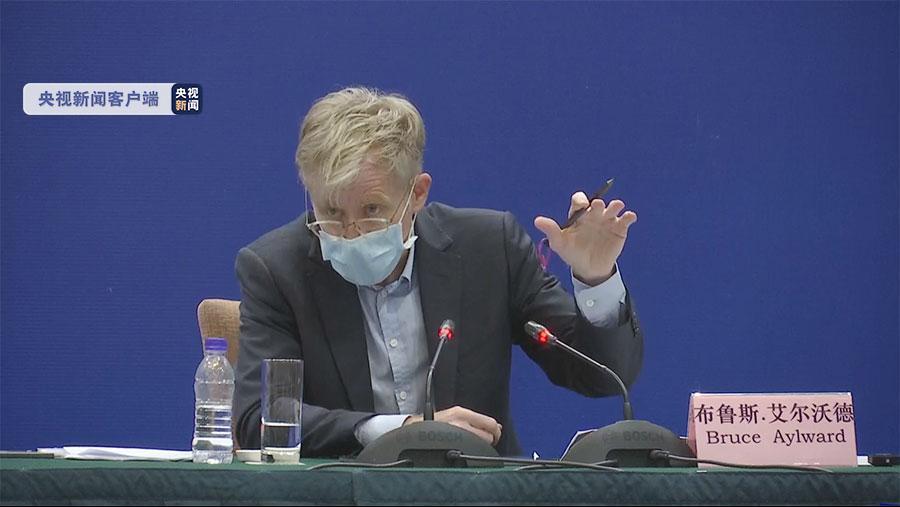 【蓝冠】新冠肺炎联合专家考察组外方组长事实蓝冠证图片