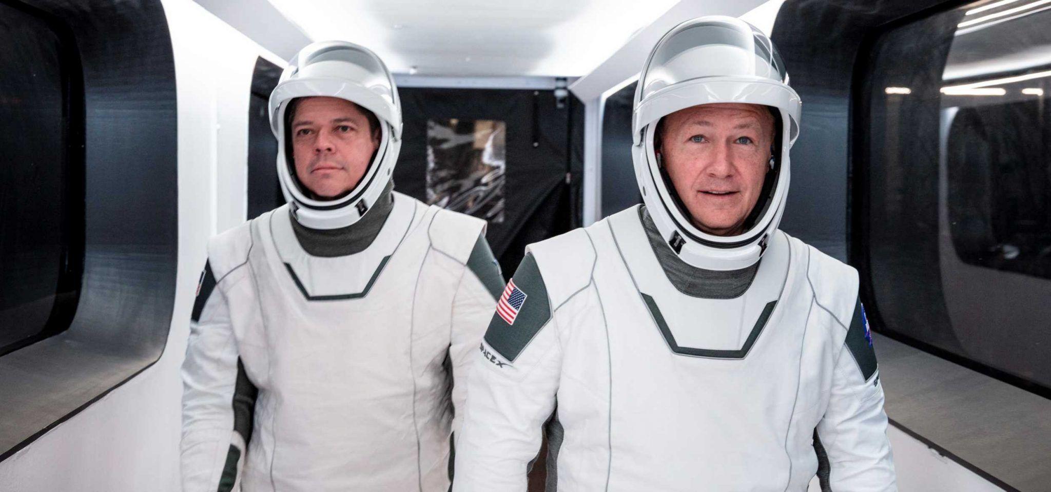 首家送宇航员上太空的私企,SpaceX 如何创造历史