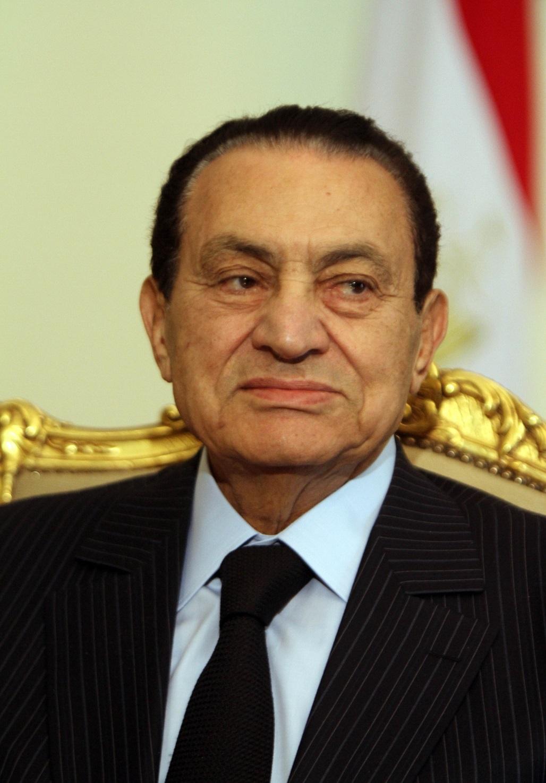 """""""中东强人""""穆巴拉克逝世,享年91岁,执政长达30年"""